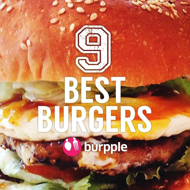 9 Best Burgers in KL