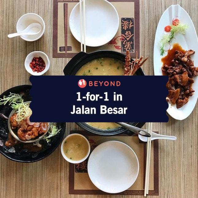 1-for-1 in Jalan Besar