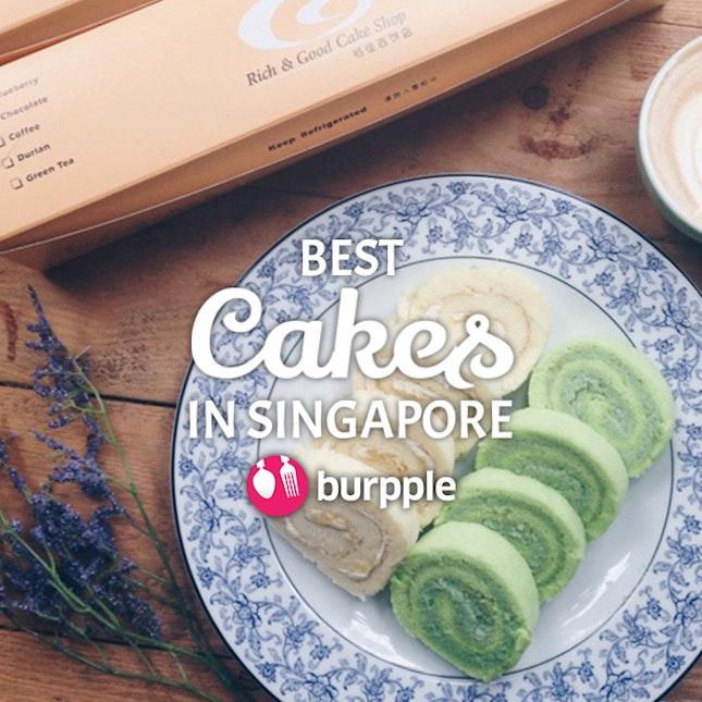 Best Cakes In Singapore