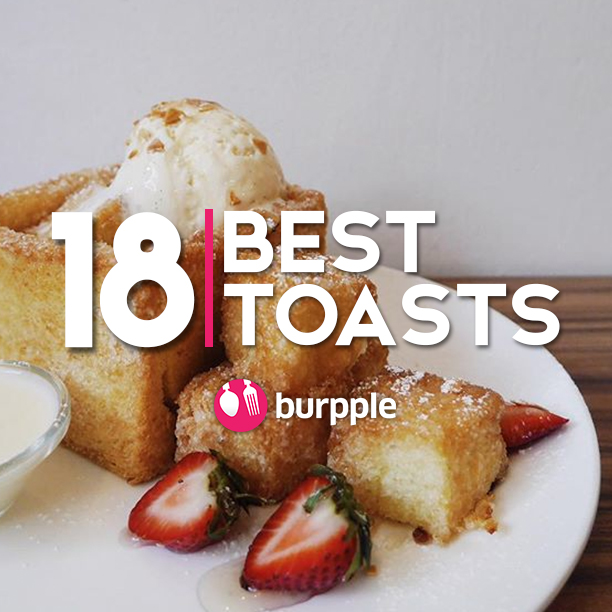 18 Best Places for Toast in Singapore