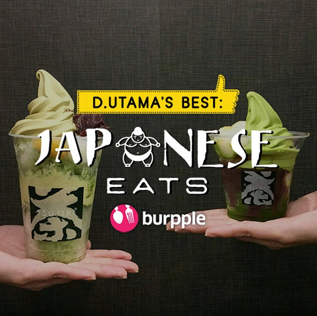 Damansara Utama's Best: Japanese Eats