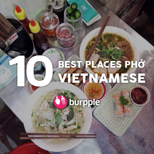 10 Best Places for Vietnamese in Singapore