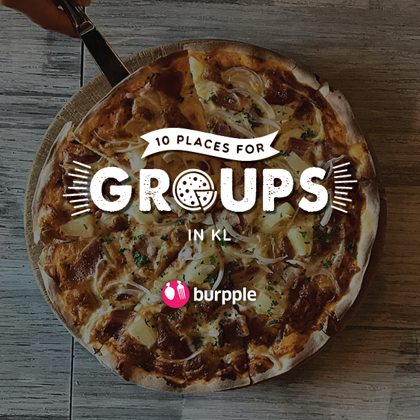 10 Places For Group Gatherings In KL