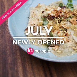 New Restaurants, Cafes And Bars: July 2015