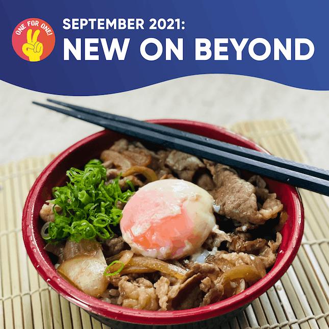 New on Beyond: September 2021