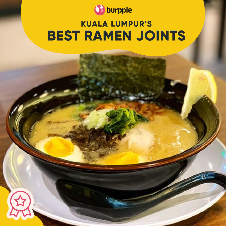 KL's Best Ramen Joints