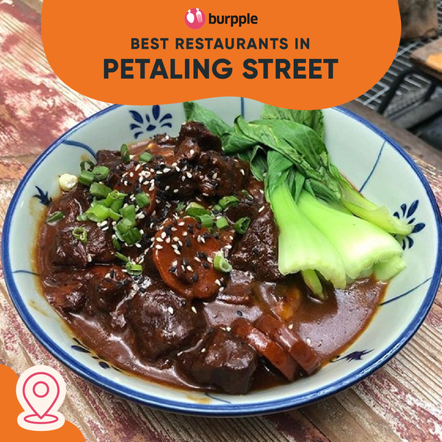 Best Cafes, Restaurants and Bars in Petaling Street