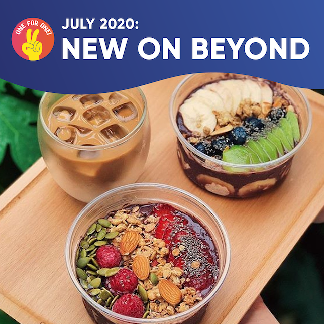 New on Beyond: July 2020