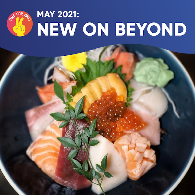 New on Beyond: May 2021