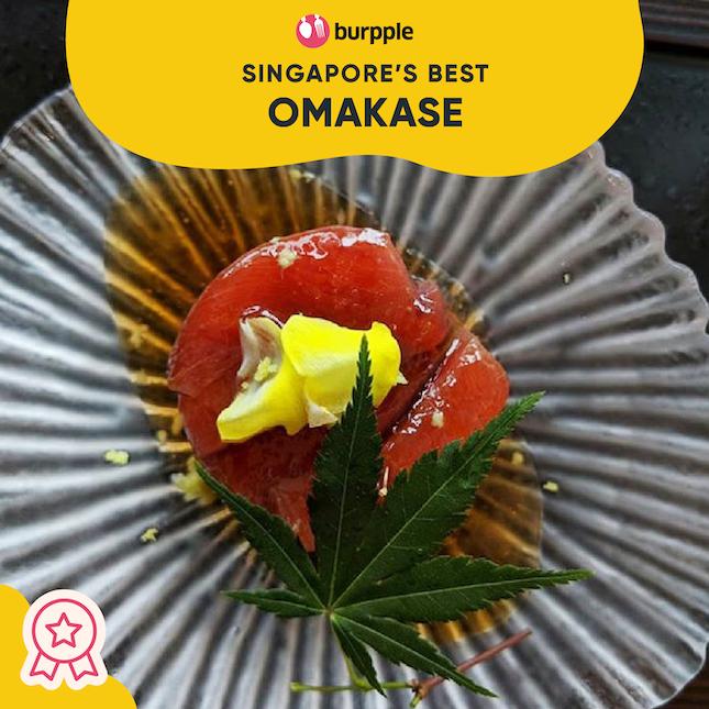 Singapore's Best Omakase