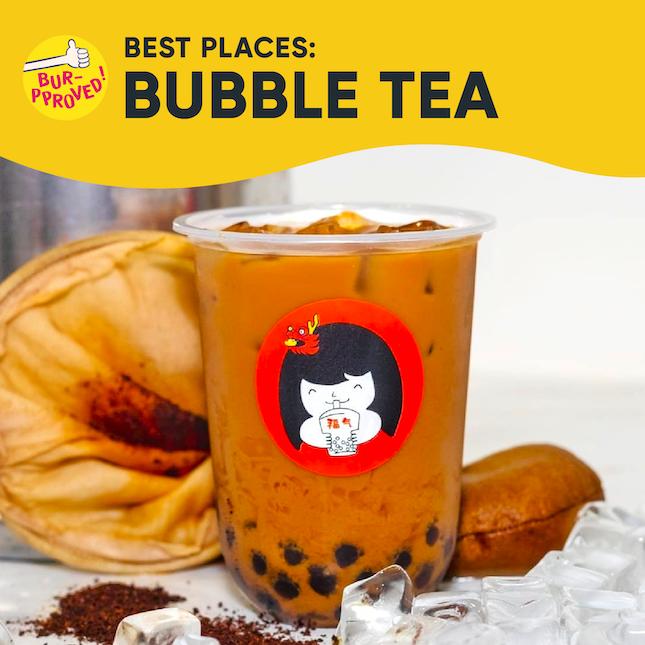 Best Bubble Tea in Singapore
