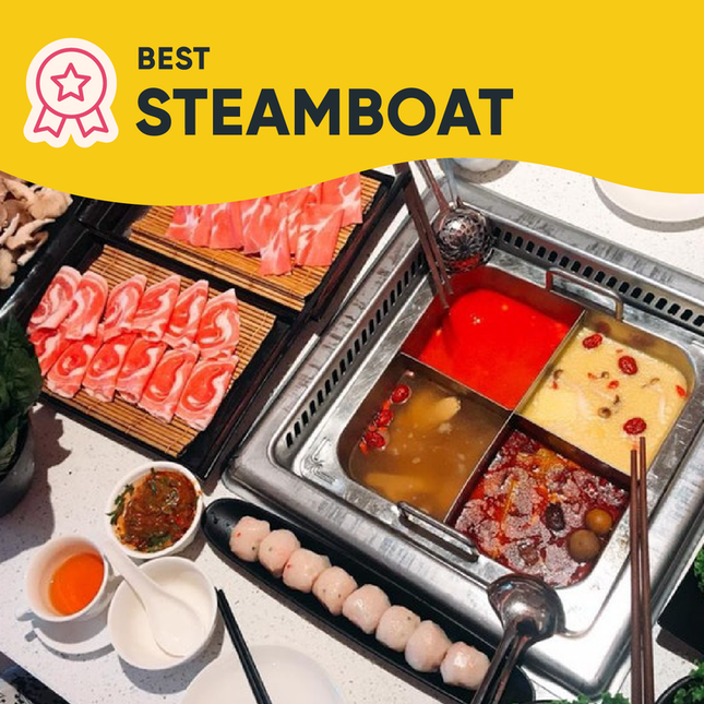 Singapore's Best Steamboat