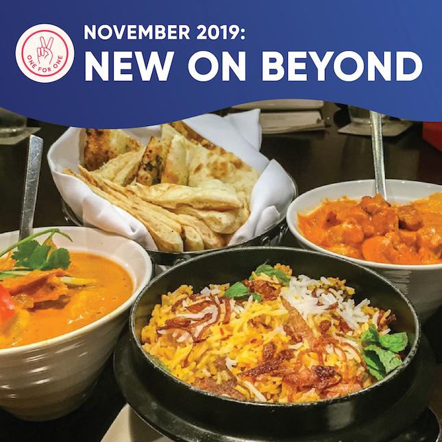 New on Burpple Beyond: November 2019
