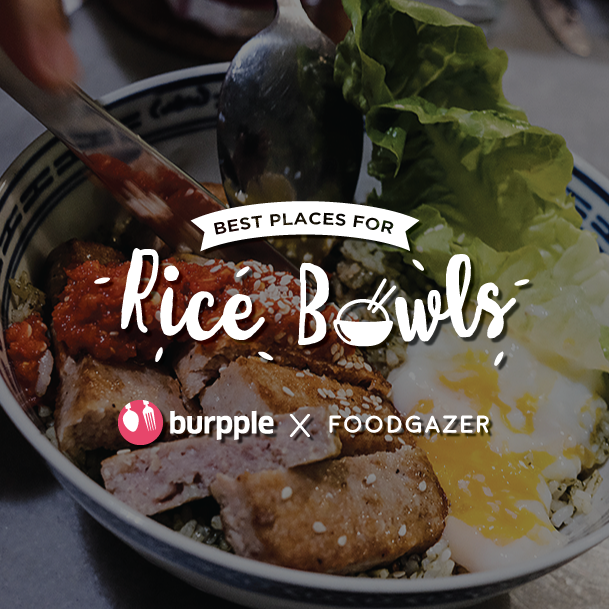 Best Places For Rice Bowls In Kuala Lumpur