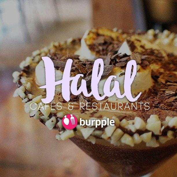 Best Halal Cafes & Restaurants