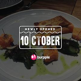 New Restaurants, Cafés And Bars in KL: October 2017