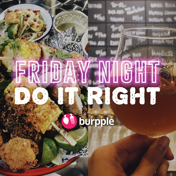 Friday Night Do It Right