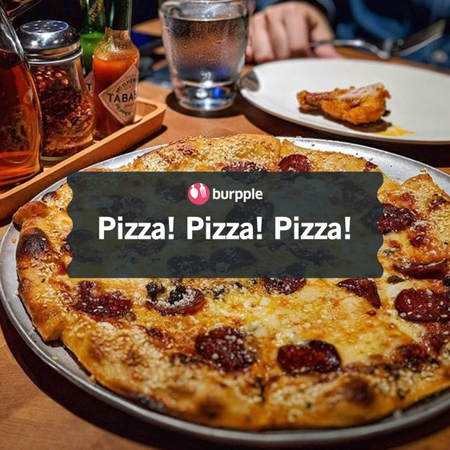 Best Places for Pizzas in Singapore