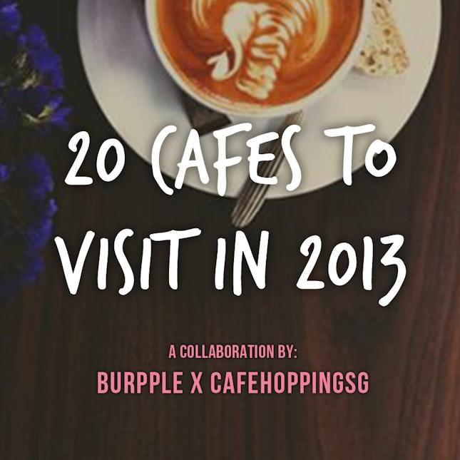 20 Cafés To Visit