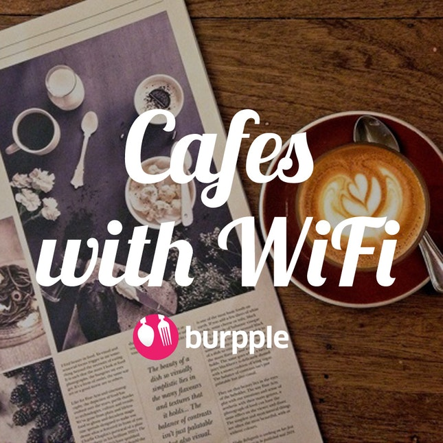 Cafes With Wi-Fi