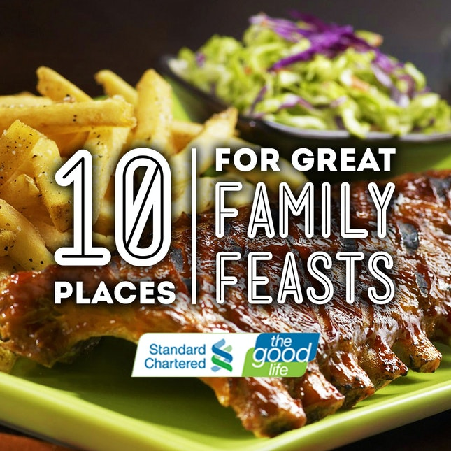 10 Places for Great Family Feasts