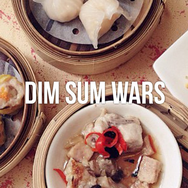 Best Dim Sum In Singapore