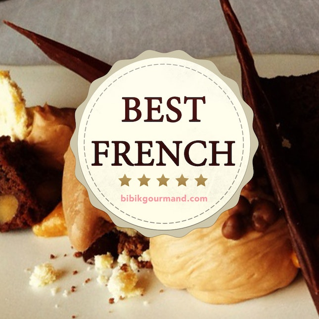Best French Restaurants