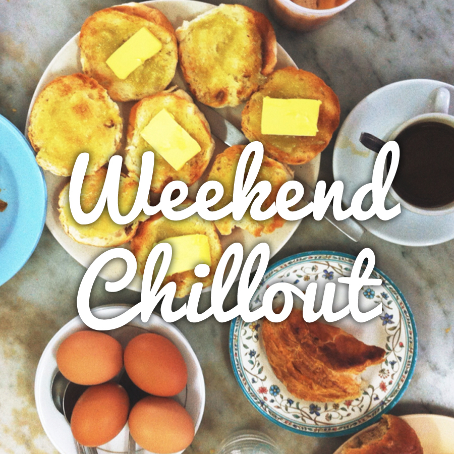 10 Places For Weekend Chillout