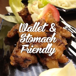 Wallet & stomach friendly (:
