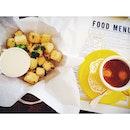 Five Spiced Tofu Fritters 🍃 #tofu #foodporn #instafood