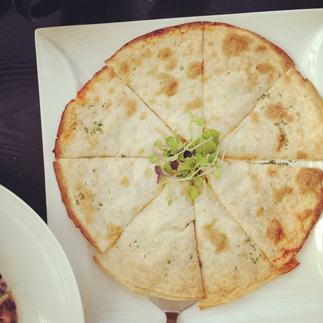 chicken quesadillas #foodporn #food #itaewon #italian #seoul