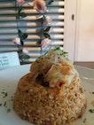 Chef Alonzo's Fried Rice ($14)