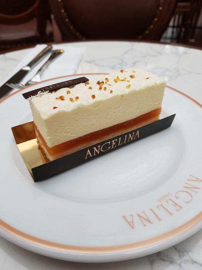 Cheesecake Agrumes ($14)