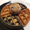 Yuan Yang Waffle