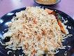Mutton Biryani ($7)