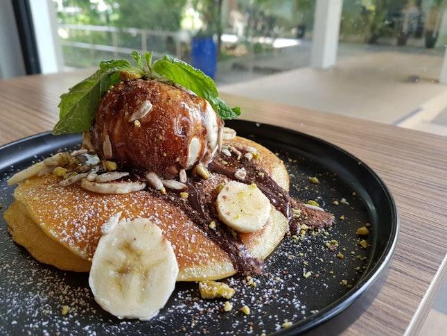 Pancakes Banana