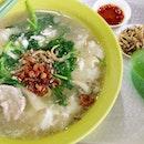 Homestyle Mee Hoon Kway