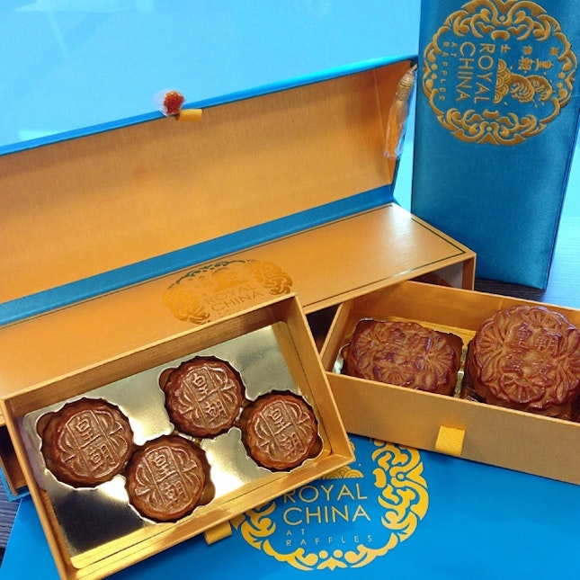 Royal China Mooncakes