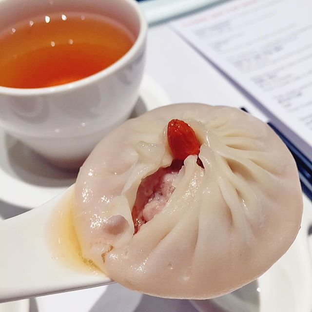 Steamed Herbal Xiao Long Bao