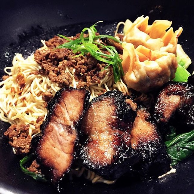 Traditional Sarawak Noodles