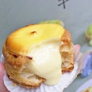 Lava Cheese Tart