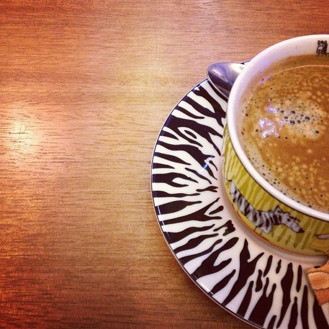 Caffeine fixed☕️