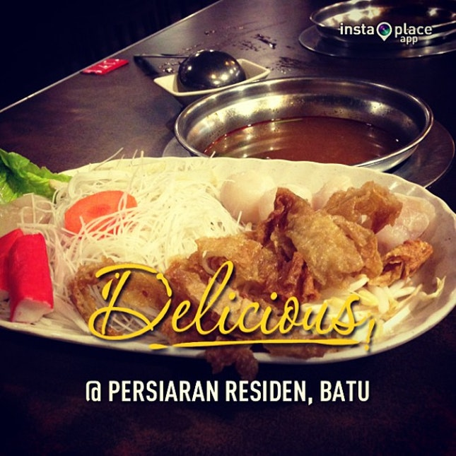 #instaplace #instaplaceapp #instagood #photooftheday #instamood #picoftheday #instadaily #photo #instacool #instapic #picture #pic @instaplaceapp #place #earth #world  #malaysia #batu  #food #foodporn #restaurant #night
