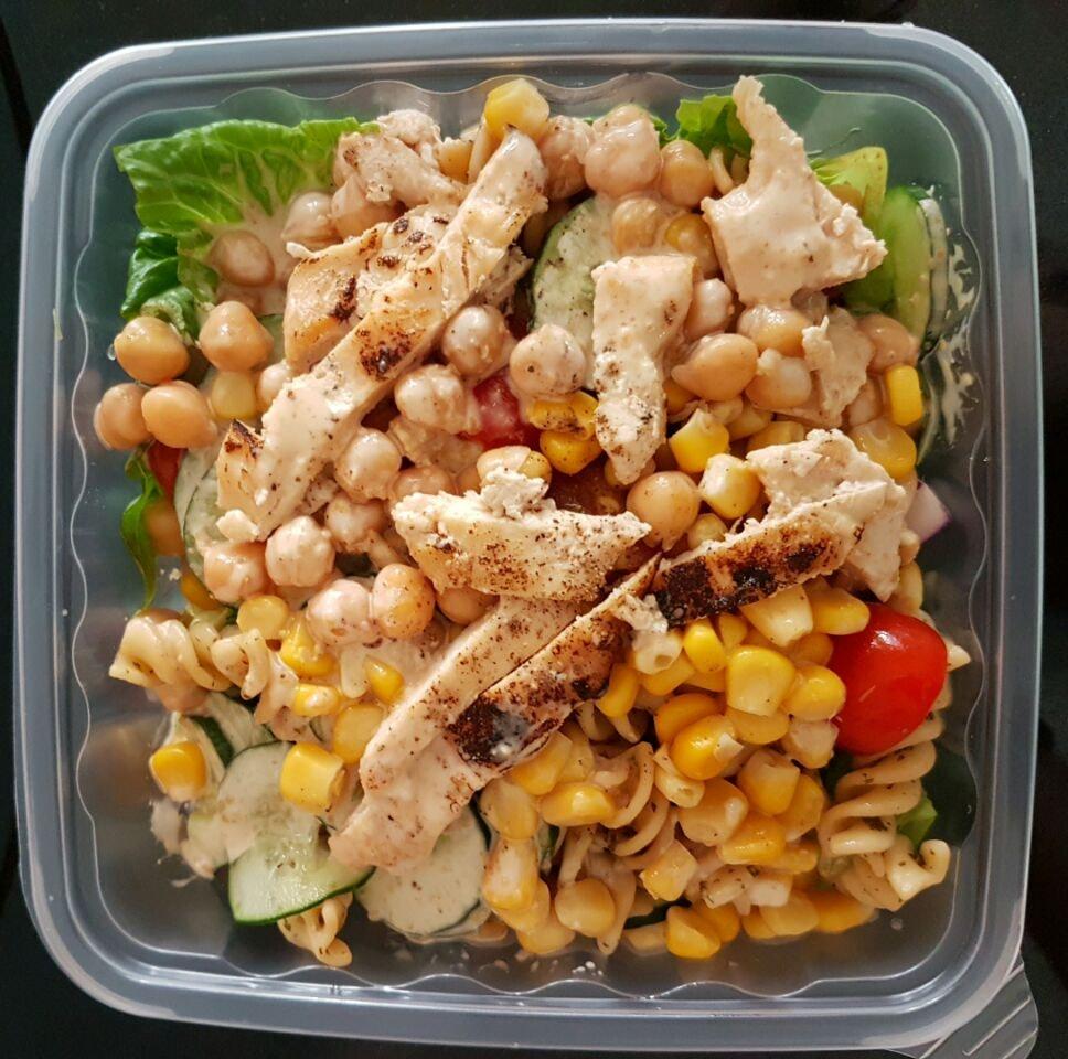Affordable Garden Salad ($5.90)