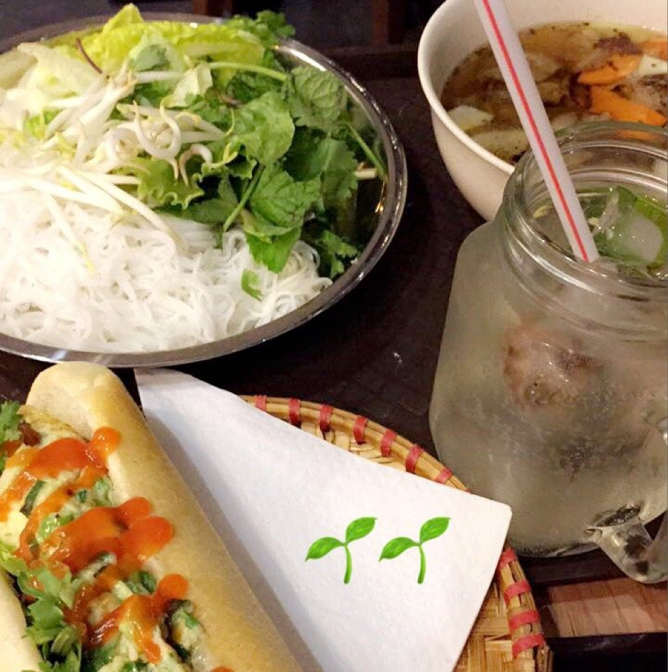 Vietnamese Comfort Food At Mapletree