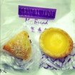 #charsiusou & #eggtart for trunch today☕ Both not as good as the one from New Eastern😏 Buck up #crystaljade!