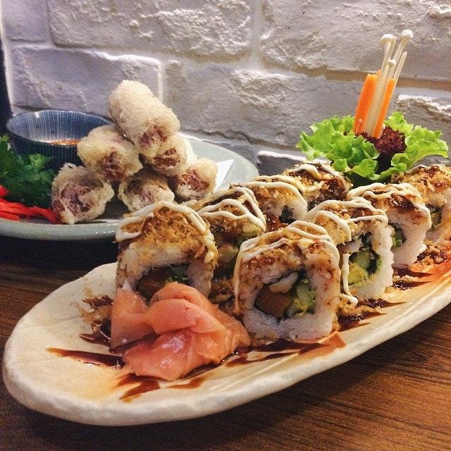 Officially my favourite Japanese 🇯🇵🍃 vegetarian restaurant in Bugis!!