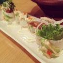 Soft Shell Crab no Mentaiko Tortilla Roll...