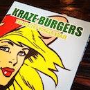 Let's go #KRAZE-y!