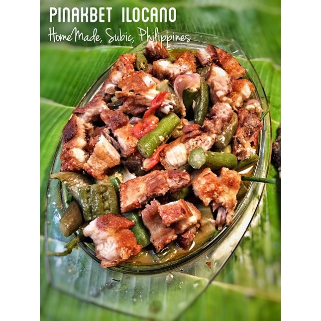 The Authentic Pinakbet Ilocano Which We Woul 164 412
